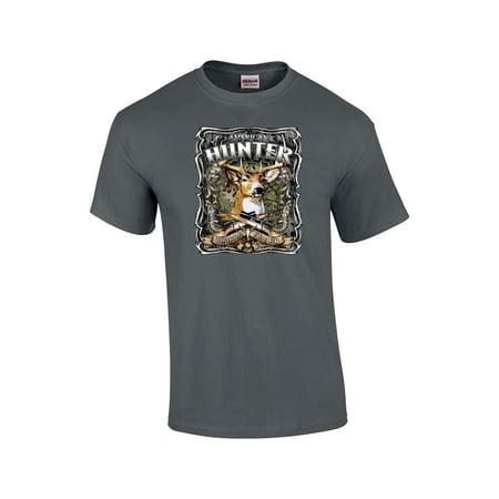 - Hunting T-Shirt American Hunter WhiteTail Fever