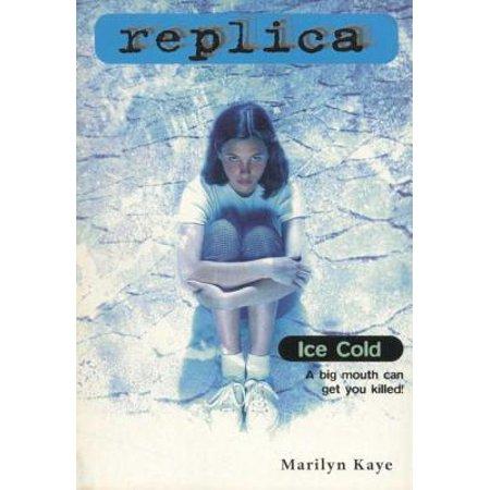 Ice Cold (Replica #10) - eBook
