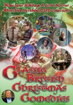 Classic British Christmas Comedies (DVD) by Music Video Distributors