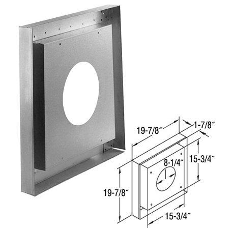 Double Door Direct Vent (DuraVent 58DVA-VSS 5