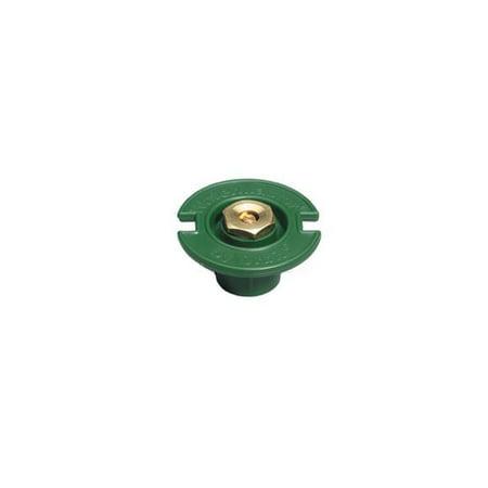 Orbit Brass Nozzle 180 Degree Half 1/2 Spray Water Lawn Sprinkler Head - 54025 ()