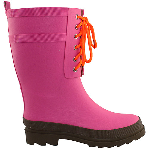 Brilliant Women39s Rain Drops Rain Boots Unassigned Gifts  Walmartcom