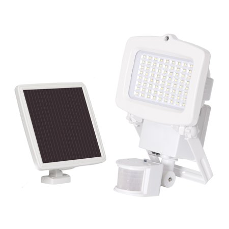Westinghouse 1500 Lumen Aluminum Solar Security Light - Motion
