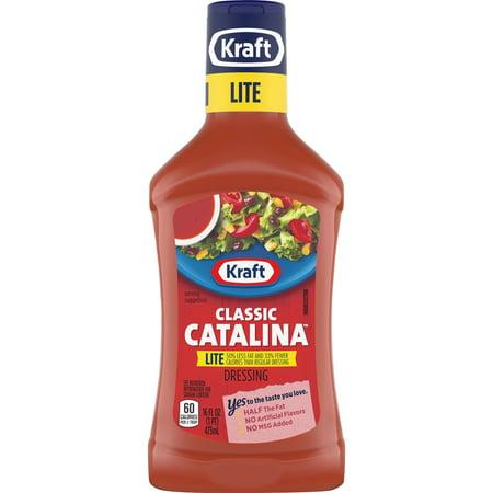 Kraft Light Catalina Salad Dressing 16fl oz