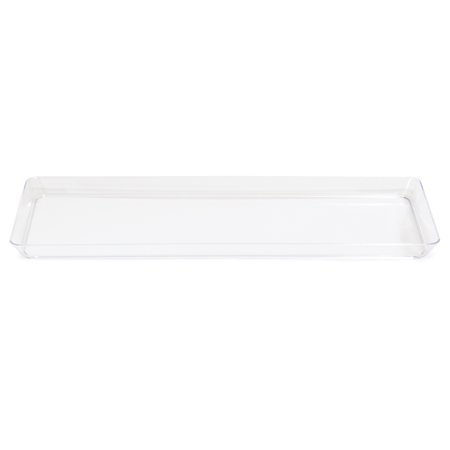 Creative Converting Clear Serving Tray, Each (Clear Serving Tray)