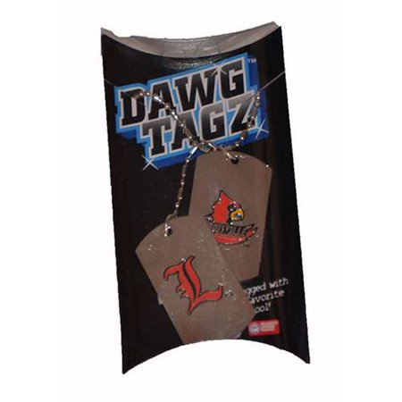 - Louisville Dawg Tagz - Military Style Dog Tags
