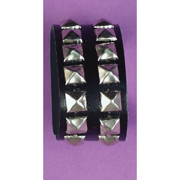 Double Studded Bracelet Halloween Costume Accessory