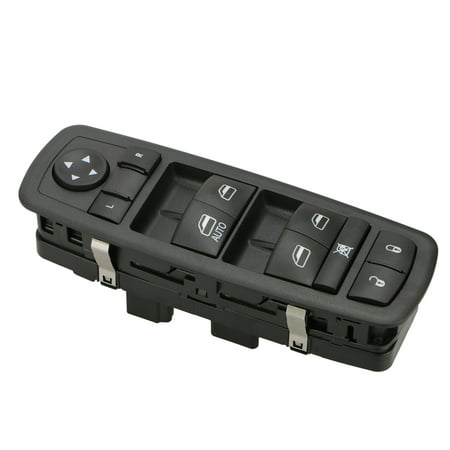 - Master Power Window Switch Driver Side Window Switch for Dodge Nitro and Jeep Liberty 2008, 2009, 2010, 2011, 2012
