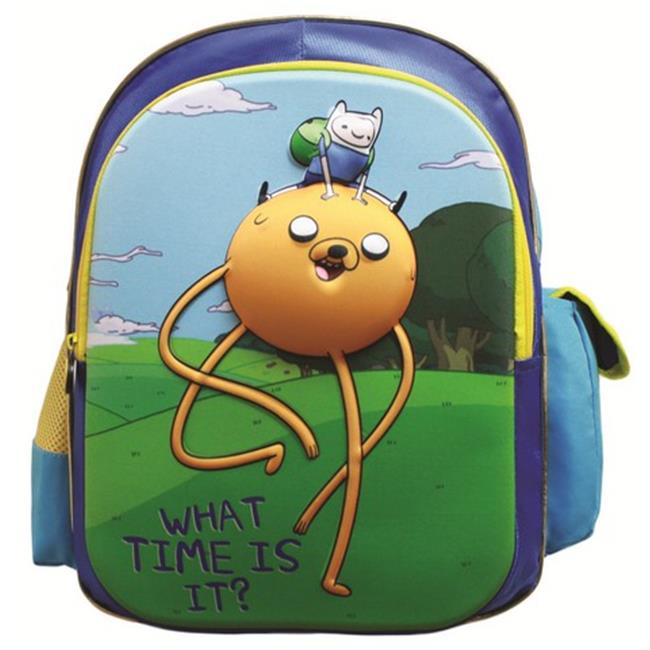 Adventure Time 3365 What Time Is It Backpack