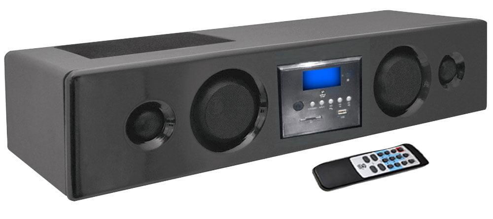 Teatro En Casa Pyle PSBV200BT barra de sonido con Bluetooth Usb/sd/fm Rad + Pyle en VeoyCompro.com.co