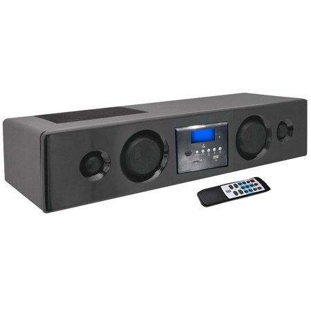 Pyle PSBV200BT Soundbar With Bluetooth Usb/sd/fm Rad