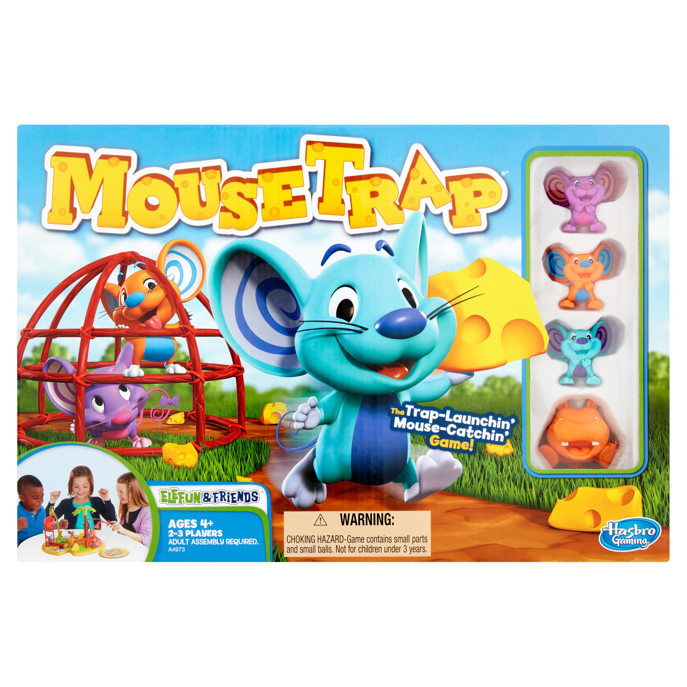 Mousetrap Game by Hasbro