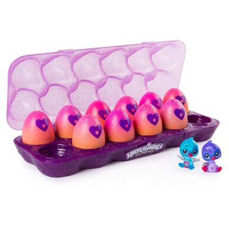 Hatchimals Season 4 Colleggtibles 12 Pack Swanlings With 2 Exclusives