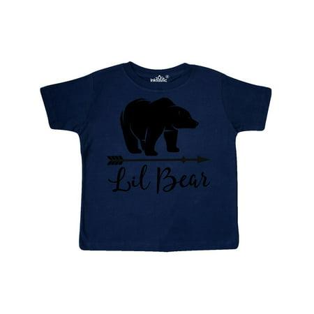 Lil Bear Boys Cute Baby Gift Toddler T-Shirt (Cute Boys Website)