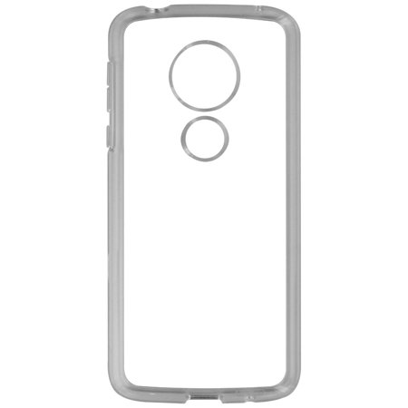 timeless design eec61 b55f5 Speck GemShell Series Hybrid Case for Motorola Moto G6 Play Smartphone -  Clear (Refurbished) - Walmart.com