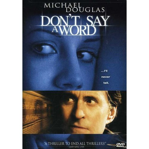Don't Say A Word (Anamorphic Widescreen)