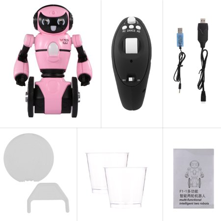 Wltoys F1 2.4G Remote Control Intelligent Motion Sensing Robot Carrier Robot RC Toy Gift for Children Kids Entertainment - image 4 of 7