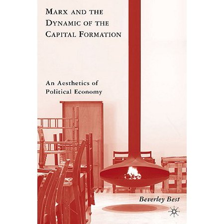 Marx and the Dynamic of the Capital Formation : An Aesthetics of Political (Problems Of Capital Formation In The Economy)