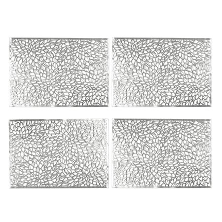 Vinyl Halloween Placemats (Set of 4 Holiday Yuletide 11
