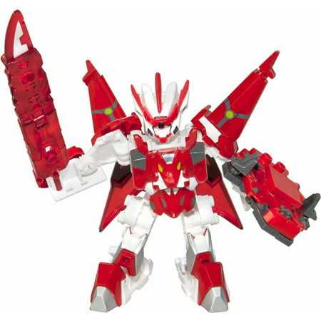 Ionix Tenkai Knights Titan Bravenwolf Action Figure
