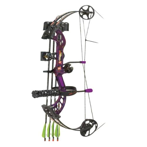 PSE Ready To Shoot Stinger X Stiletto Bow LH 50# 1514SXLPR2950