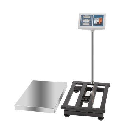 Zimtown 660lbs Floor Scale, 15.7