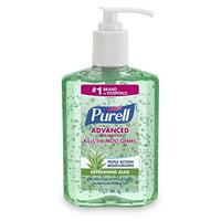Purell Instant Hand Sanitizer with Aloe, 8 fl oz (236 ml)