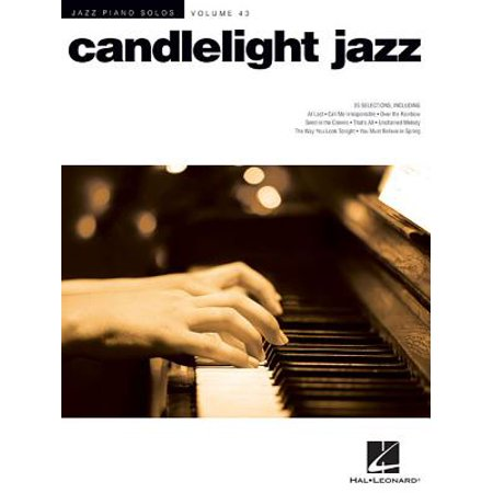 Candlelight Jazz : Jazz Piano Solos Series Volume 43 Jazz Trumpet Solos Book