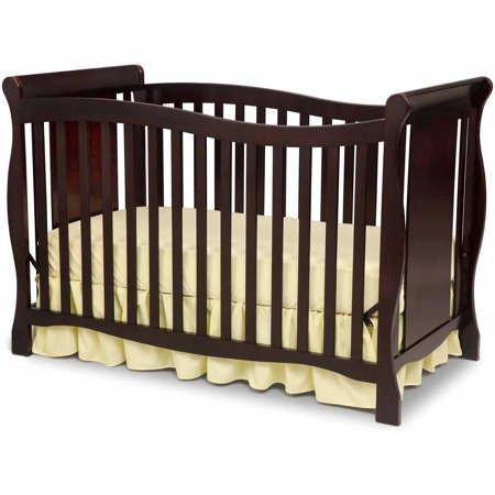 Brookside 4 In 1 Fixed Side Crib Delta Children S Products