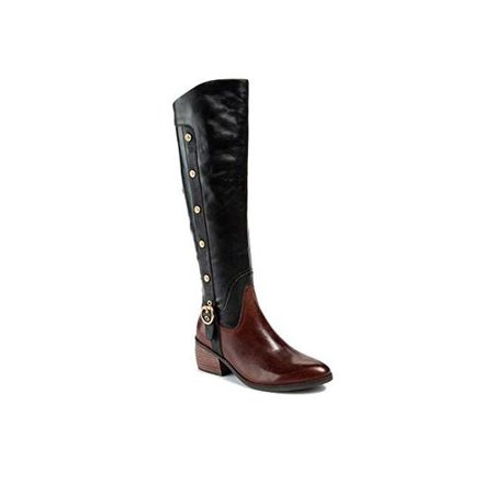 Lucca Lane Marella Women's Boots, Bourbon, Size 7.5