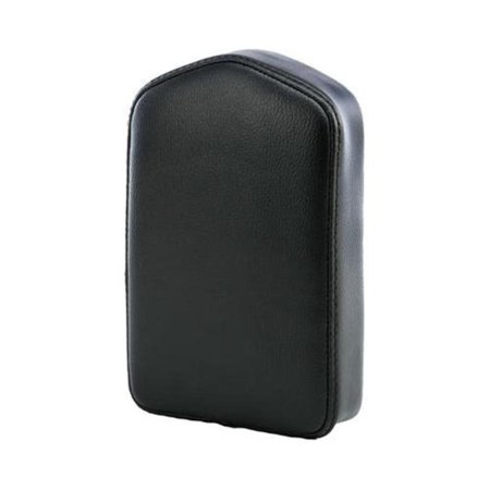 HardDrive 820-2250 Sissy Bar Pads - 9in. Tall - Smooth