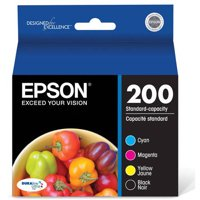 Epson 200 Black and Color DURABrite Ink Combo Pack
