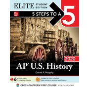 5 Steps to a 5: AP U.S. History 2020 Elite Student Edition (Paperback)