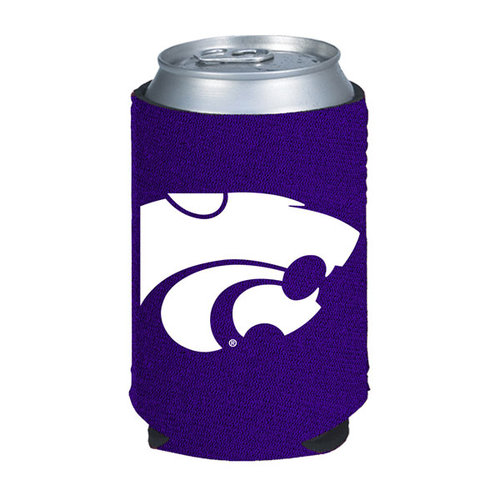 NCAA - Kansas State Wildcats Collapsible Can Koozie