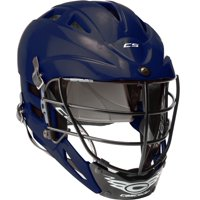 cascade youth cs lacrosse helmet w/ black mask
