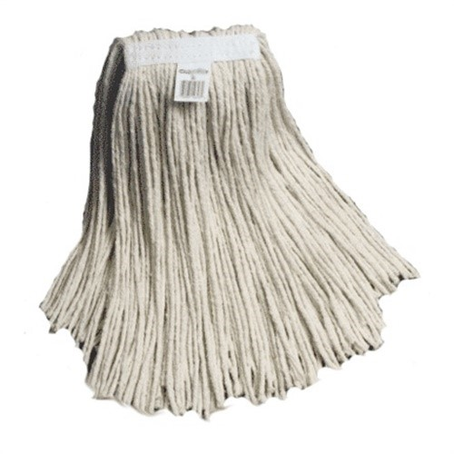 16607 24oz Cut End Cotton Mop Head by Crystal Lake
