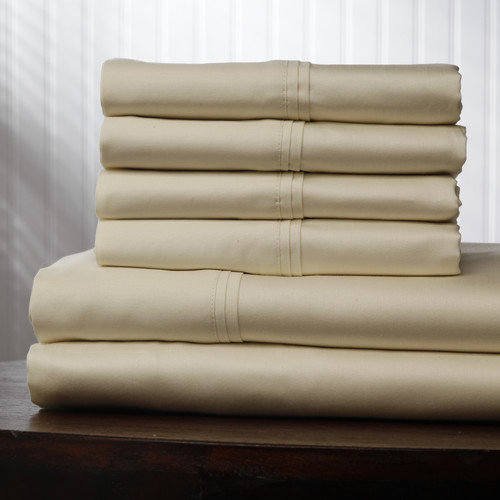 Southern Textiles Single Ply 400 Thread Count Sheet Set
