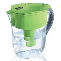 Brita Grand Water Filter Pitcher, Green, 10 Cup