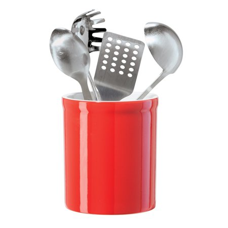 Oggi Ceramic Utensil Holder