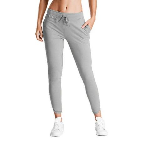 Victoria's Secret Sport Slouchy Mesh Jogger Pants Heather Gray L (Victorias Secret Slouchy Crew)