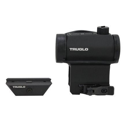 TruGlo Tru-Tec 20mm Tactical Red Dot Sight 2 MOA Quick Detach Mount -