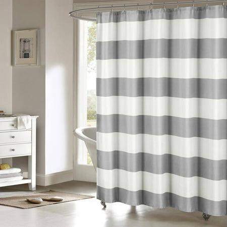 Toto Faux Linen Shower Curtain - Walmart.com
