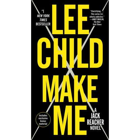 Make Me (with bonus short story Small Wars) : A Jack Reacher