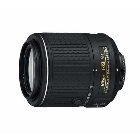Nikon AF-S DX Nikkor 55-200mm F/4-5.6G ED VR II Lens - Lens Party Shop