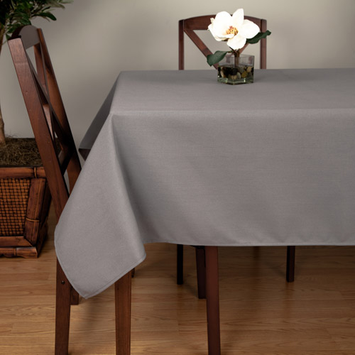 Riegel Rienu Recycled Solid Tablecloth, Assorted Colors
