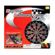Darts Magnetic Dart Board Game by Mozlly