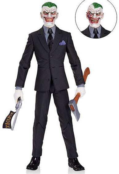 DC Comics Designer Greg Capullo Series 4 The Joker Action Figure by DC Collectibles