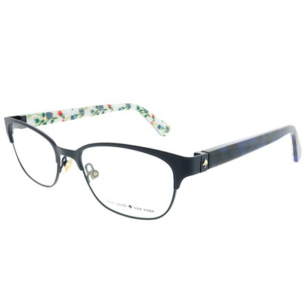 Kate Spade  KS Diandra JBW 51mm Womens  Rectangle Eyeglasses (51mm Basket)