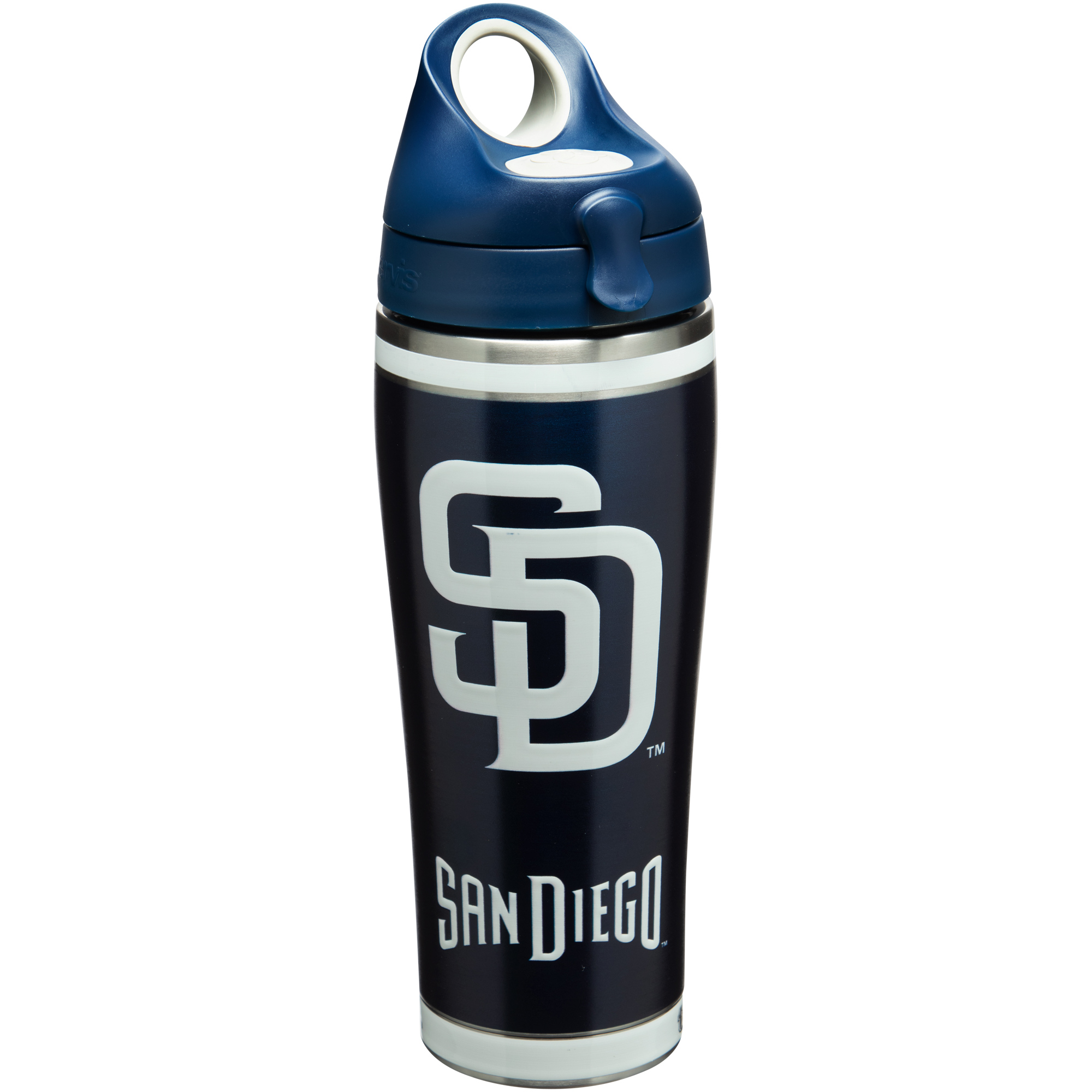 San Diego Padres Tervis 24oz. Team Water Bottle - No Size