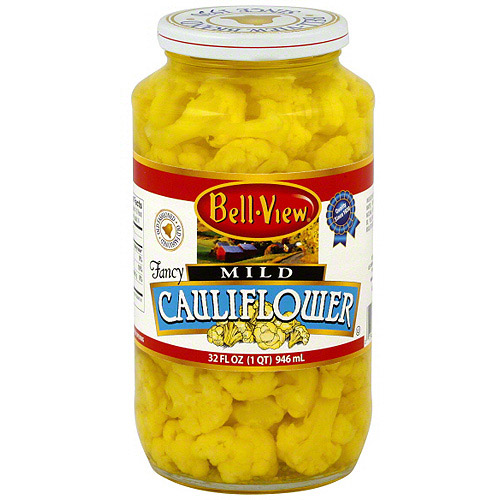 Bell View Fancy Sweet Cauliflower, 32 oz (Pack of 6)